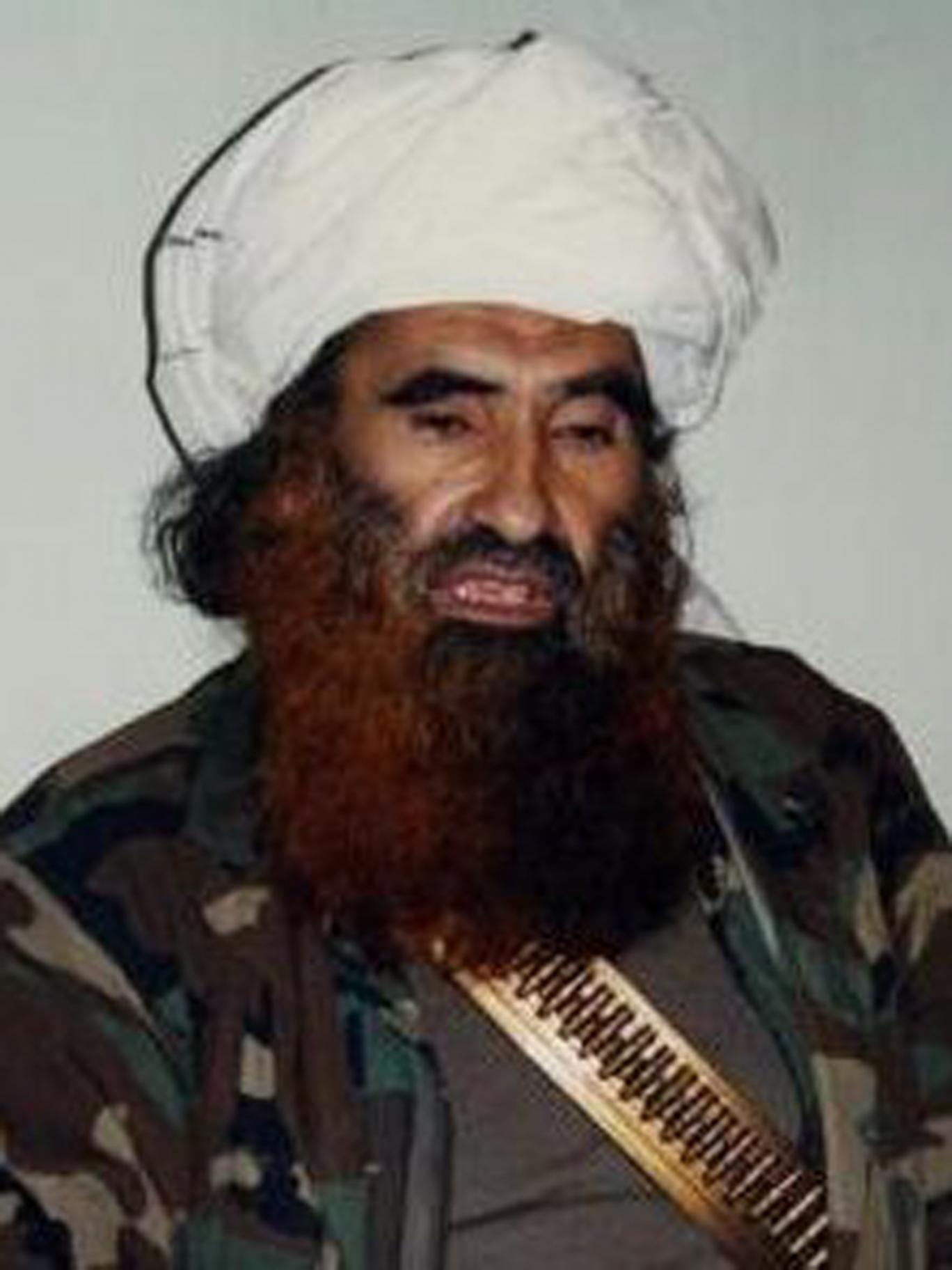 Nasiruddin Haqqani was said to be the main financier of the Taliban-linked Haqqani network militant group