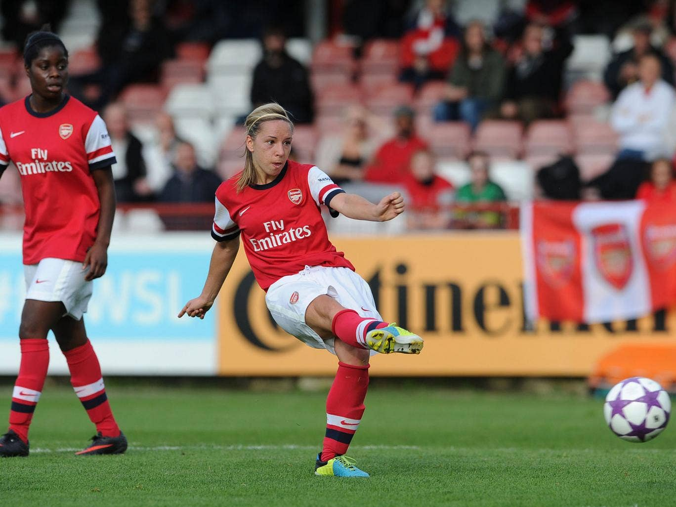 Arsenal have been confirmed as Champions League opponents for Glasgow City