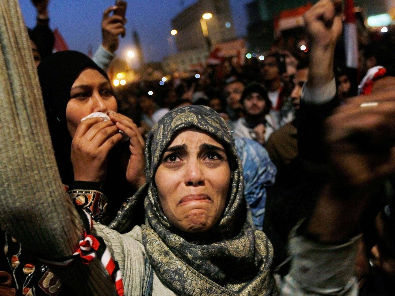 A UN survey reported that more than 99 per cent of women had experienced sexual harassment; there were 90 reports of harassment in Tahrir Square alone during the four days before Mohamed Morsi was deposed