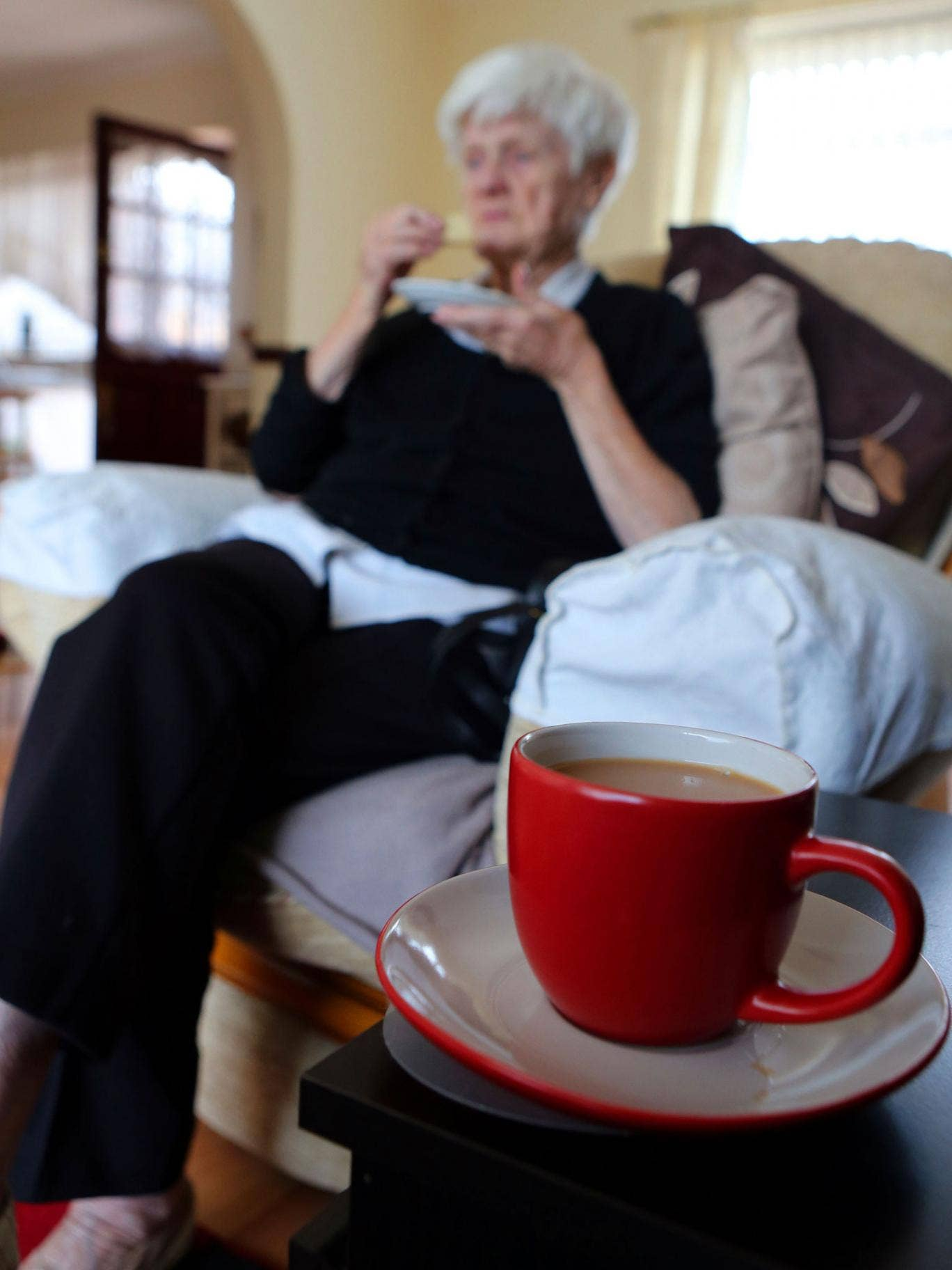 One in every 25 pensioners is facing Christmas alone this year, a poll suggests