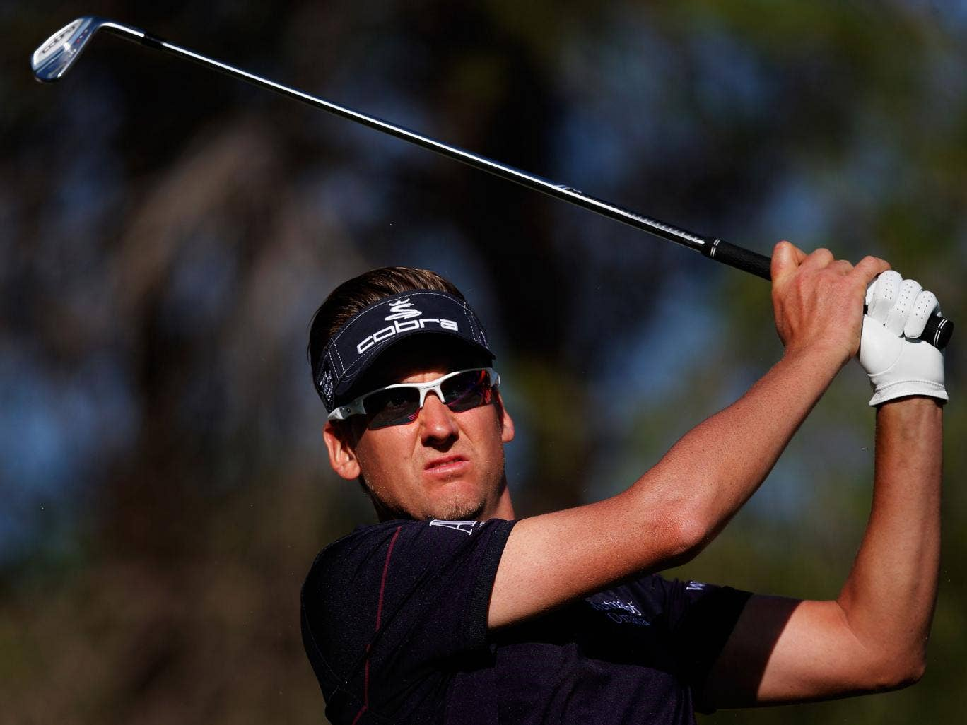 Ian Poulter wants to finish the season with the Race to Dubai title to show he can succeed when chasing personal glory