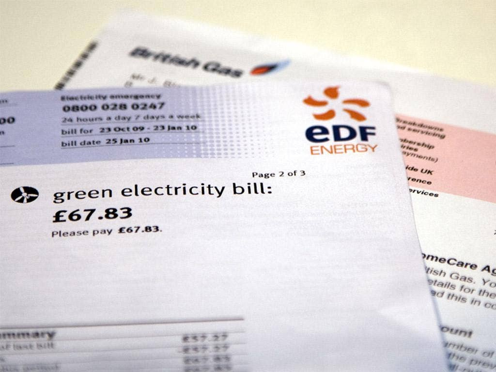 EDF is raising its prices by 3.9 per cent but has warned of further increases