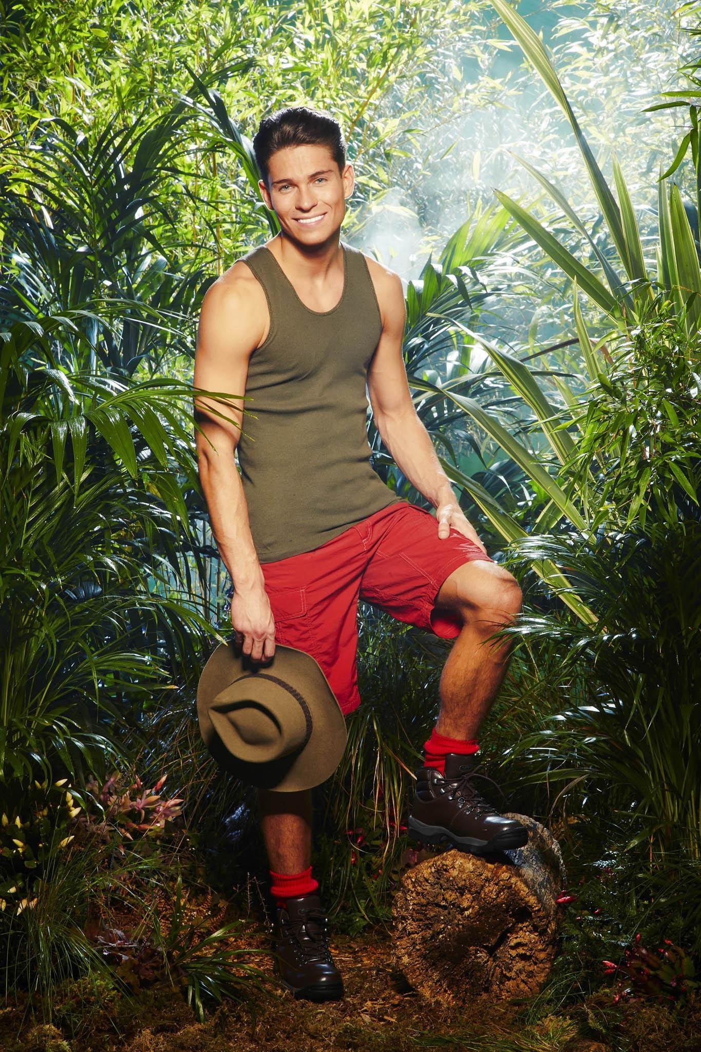 I'm a Celebrity 2013: TOWIE reality TV star Joey Essex