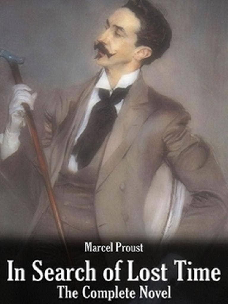 Remembrance of things Proust: 'In Search of Lost Time'