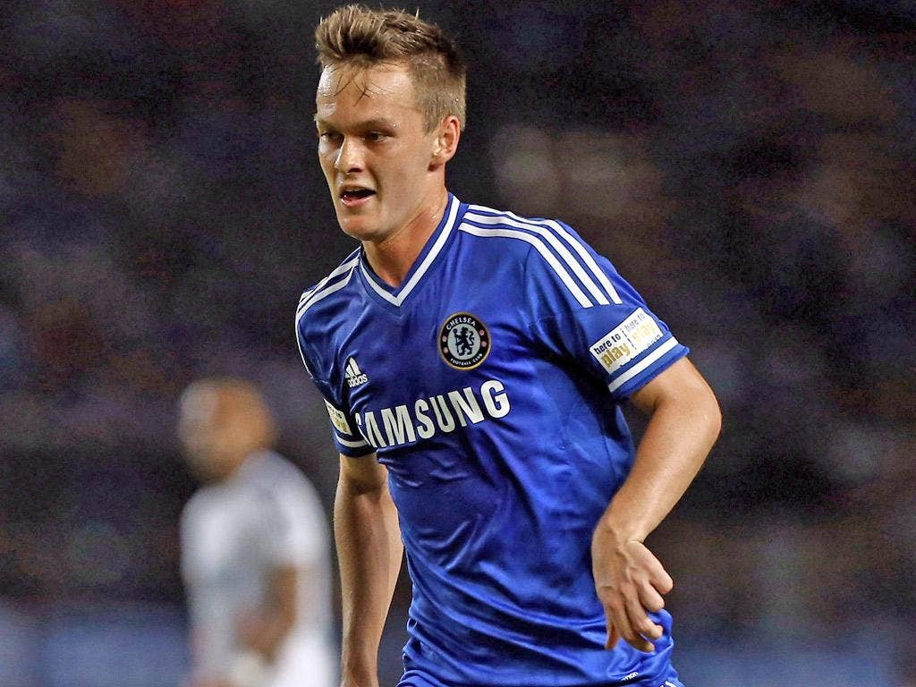 Josh McEachran, 20, has made just five appearances for Chelsea