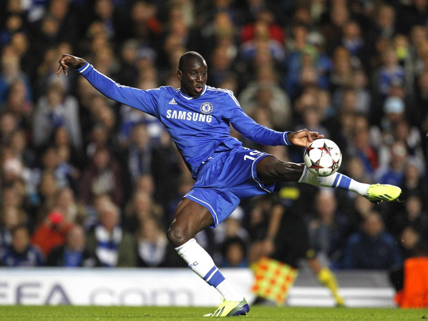 Demba Ba could leave Chelsea in January after he was linked with a move to Turkey