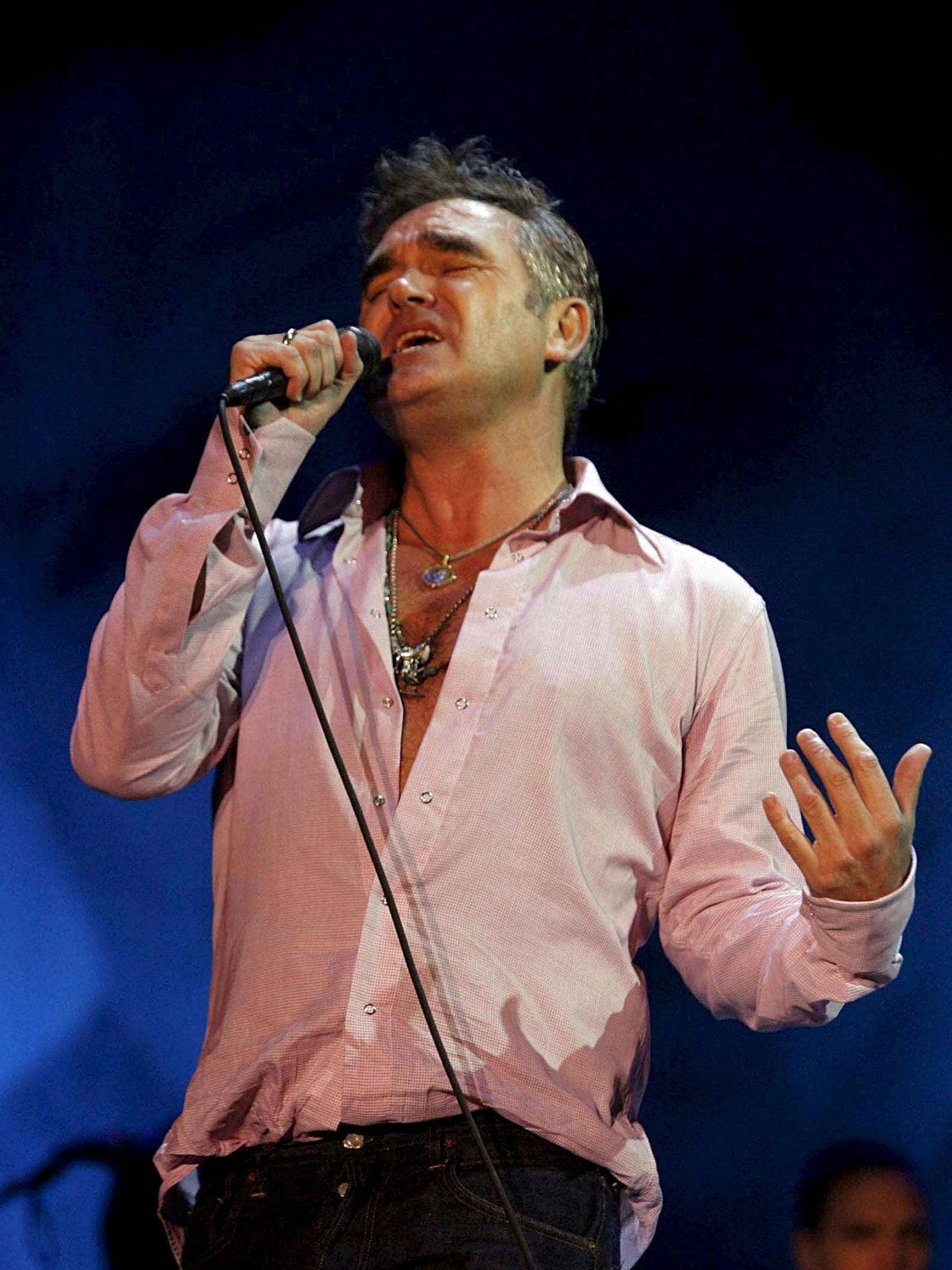 Out of this world: Morrissey