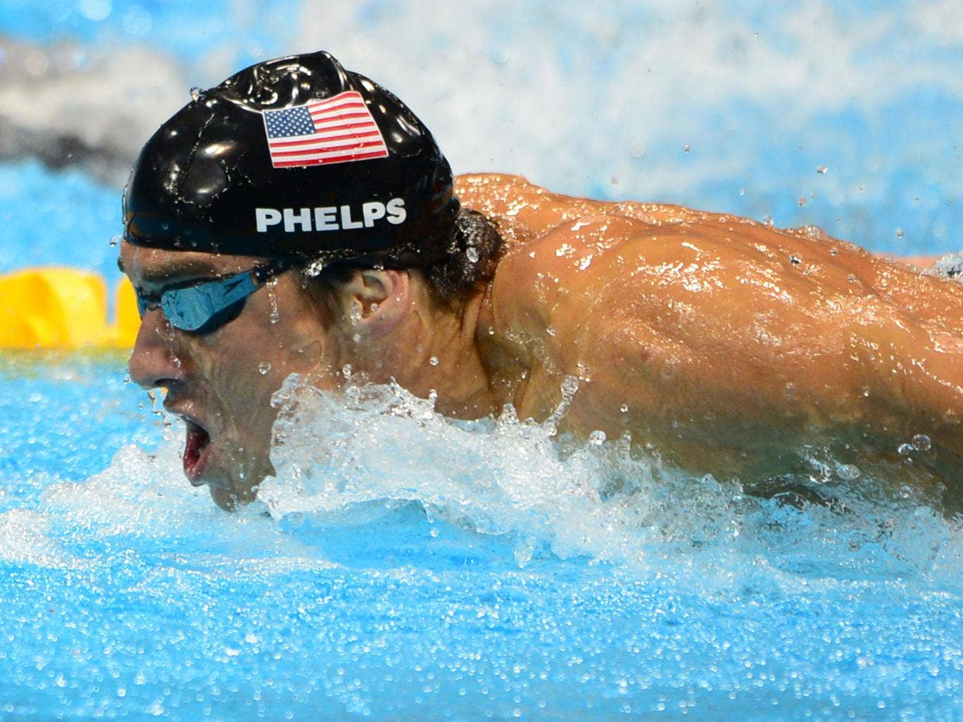 USA Olympic swimmer Michael Phelps looks set for a comeback after re-registering with USADA