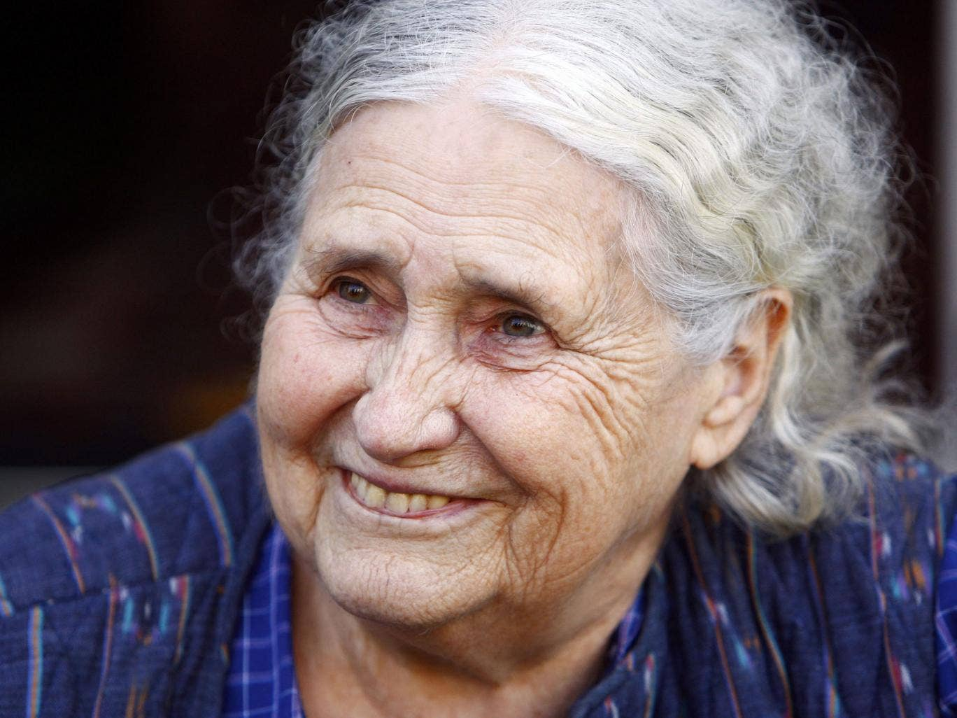 Doris Lessing continued to write until 2008, leaving behind almost 30 novels
