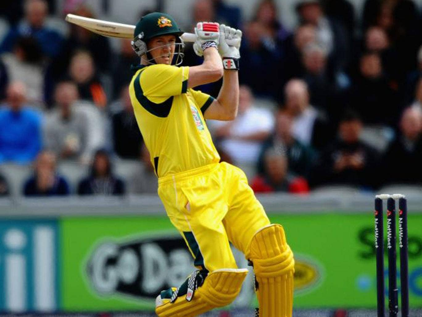 George Bailey has impressed with his captaincy of Australia's 50-over side
