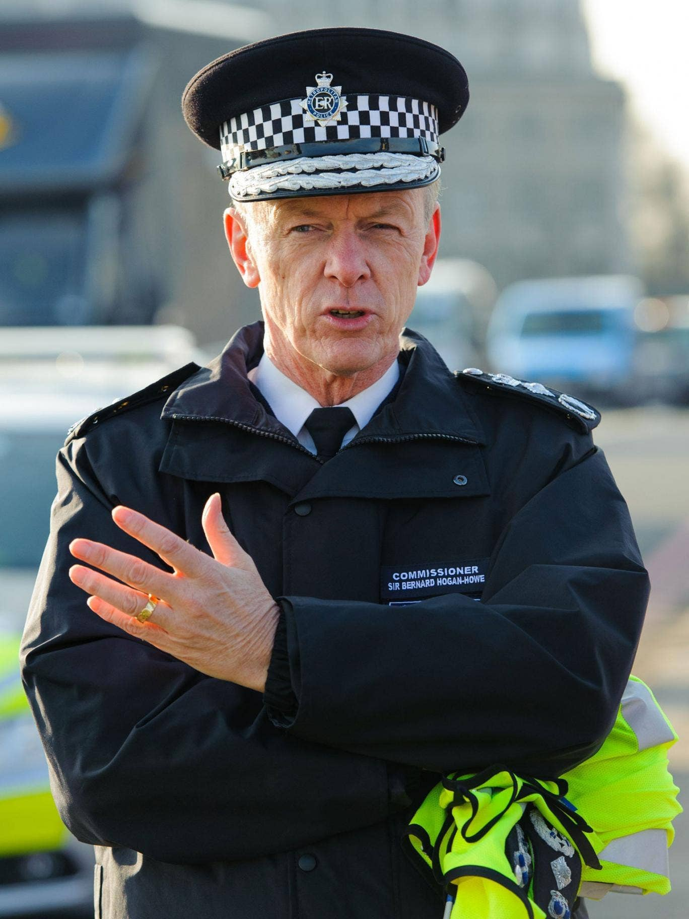 Sir Bernard Hogan-Howe, Britain's most senior police officer, could be investigated for his role in the aftermath of the Hillsborough football disaster