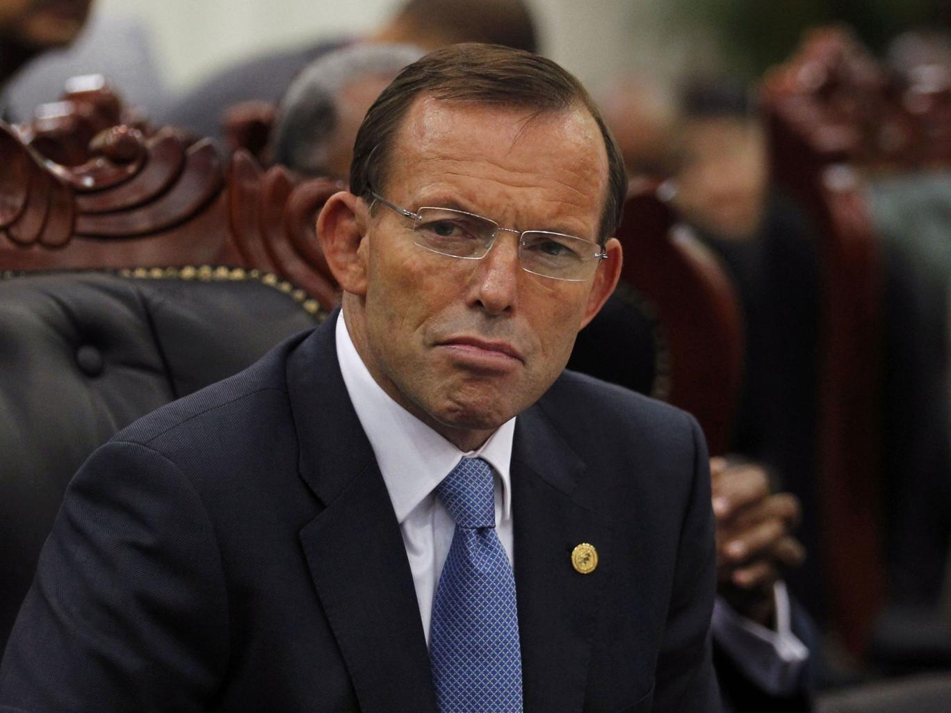 The Australian Prime Minister Tony Abbott's praise for Sri Lanka has also horrified many