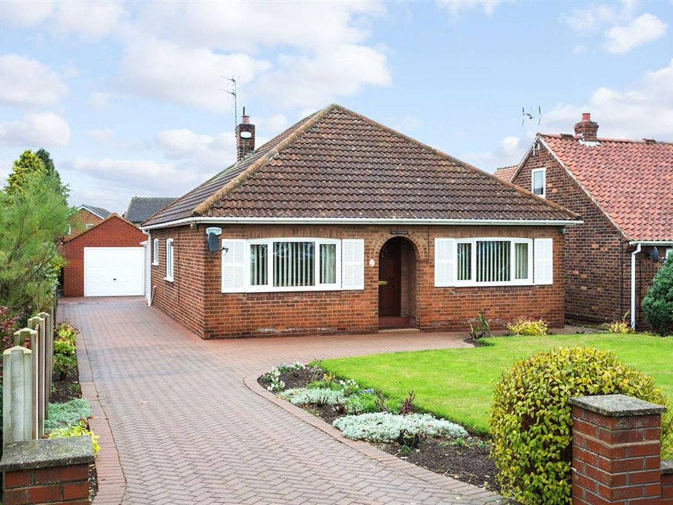 A 3 bedroom bungalow for sale in Barff Lane, Brayton YO8, on with Stephensons for offers in the region of £239,950