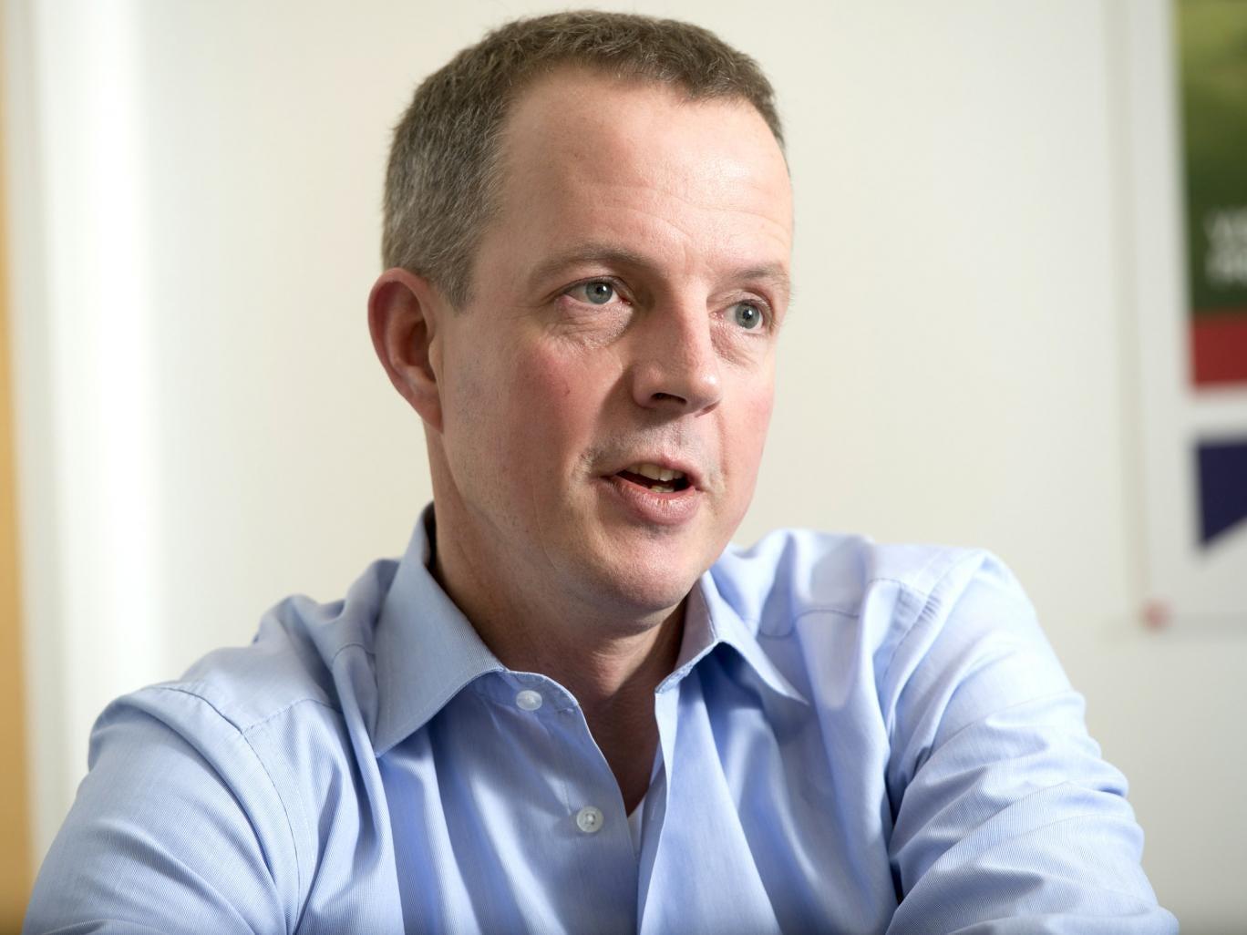 Nick Boles, business minister