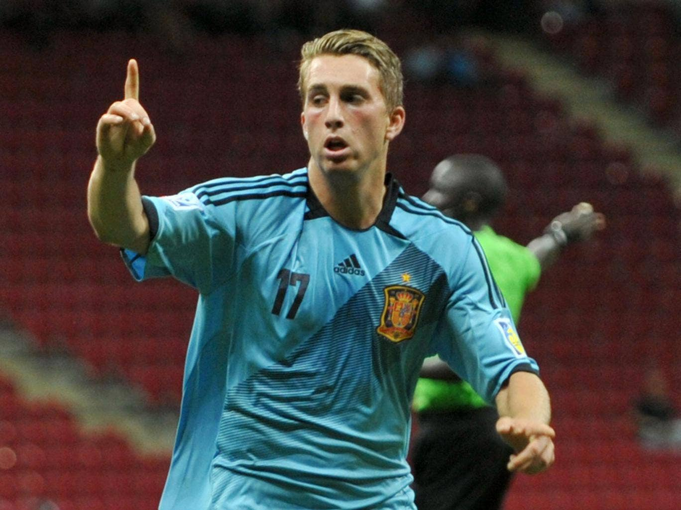 Gerard Deulofeu shone for Spain Under-21s and has been likened to a young Cristiano Ronaldo