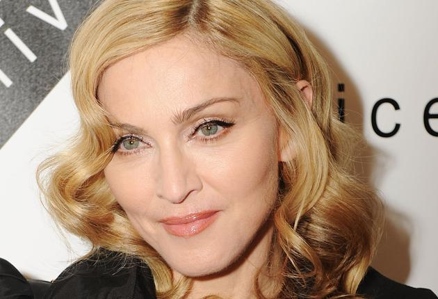 <b>1 - Madonna</b> <p> The Queen of Pop pulled in £77 million from her MDNA world tour, merchandise sales, Material Girl clothing line and Truth Or Dare perfume.</p>