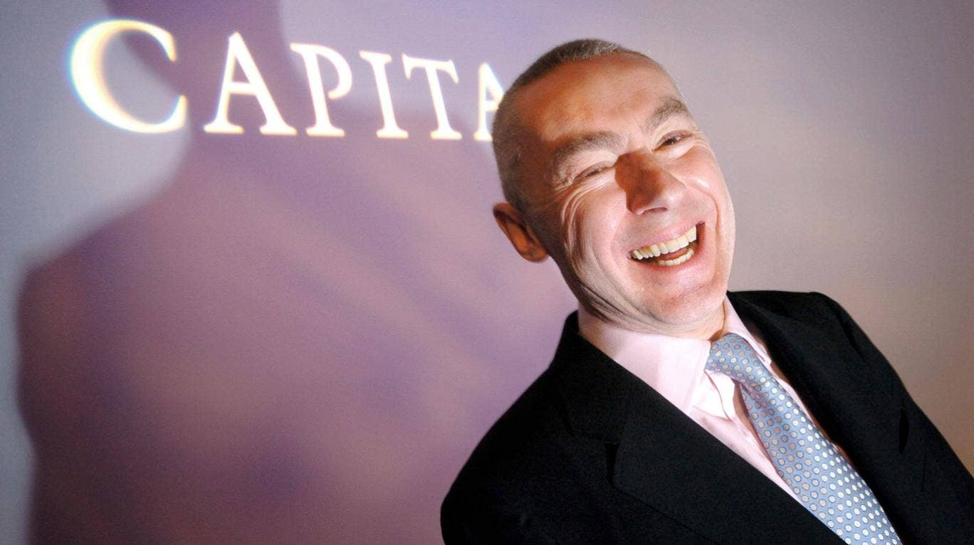 Capita's chief executive, Paul Pindar, had been defending his company against allegations that recruitment had slumped since it was put in charge of advertising