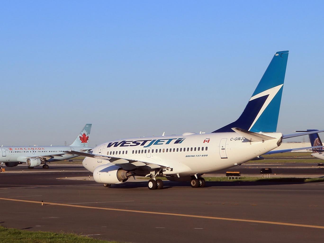 WestJet, based in Calgary, is extending its domestic network across the Atlantic to Ireland