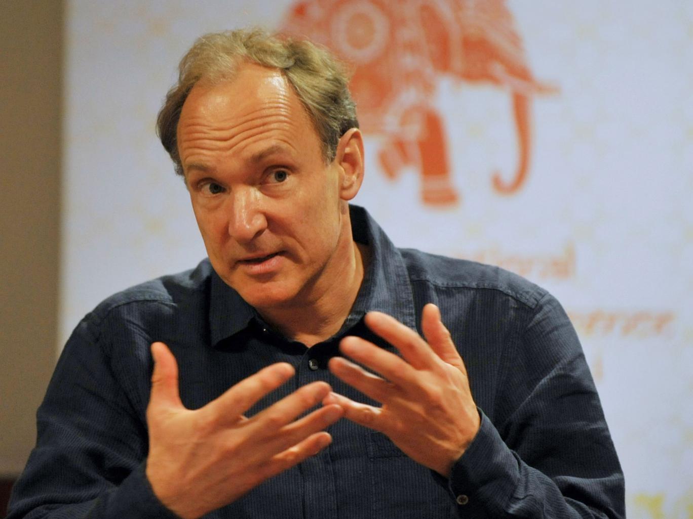 Sir Tim Berners-Lee said growing censorship is threatening democracy