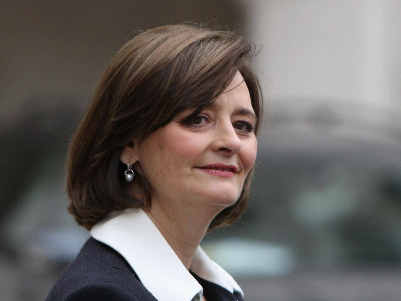 Cherie Blair says she is determined to achieve equality for women in the 21st century