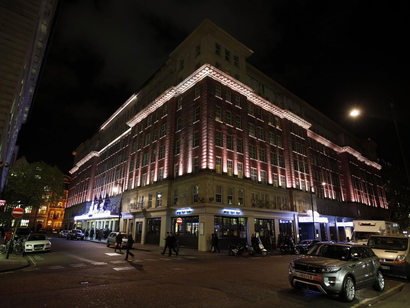 The Mayfair Hotel, Stratton Street, London