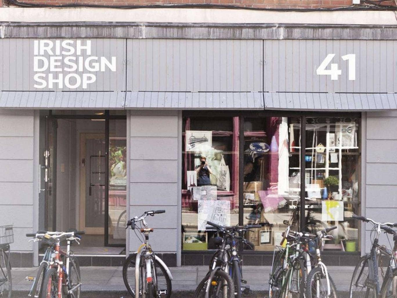 In with the new: Irish Design Shop showcases local designers