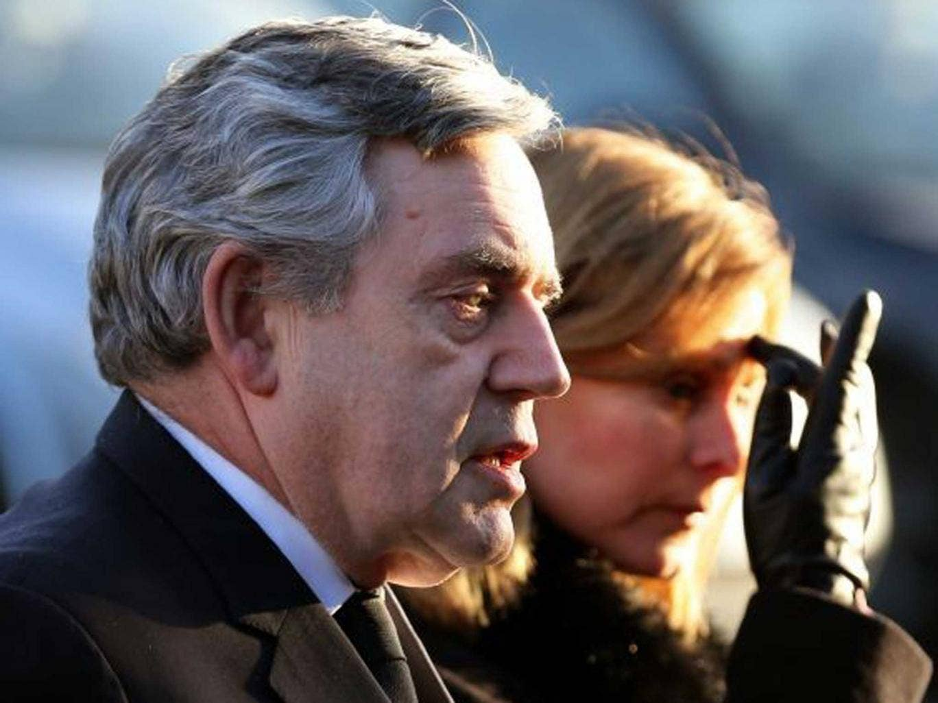 Economic recovery did not prevent former Prime Minister Gordon Brown loosing the election