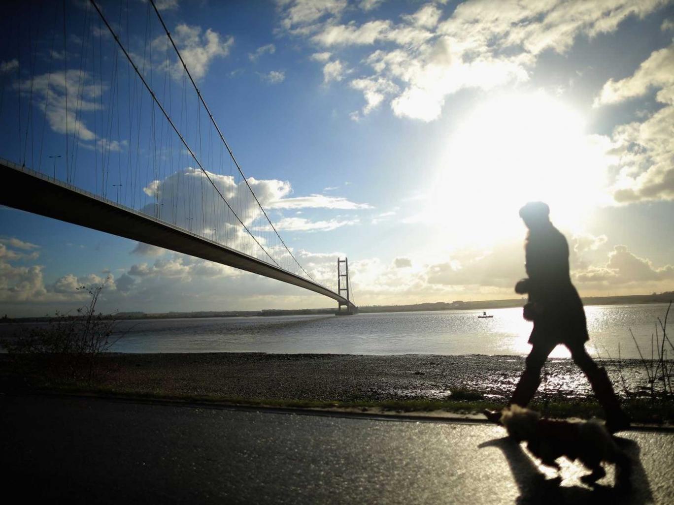 Humber Bridge, Hull