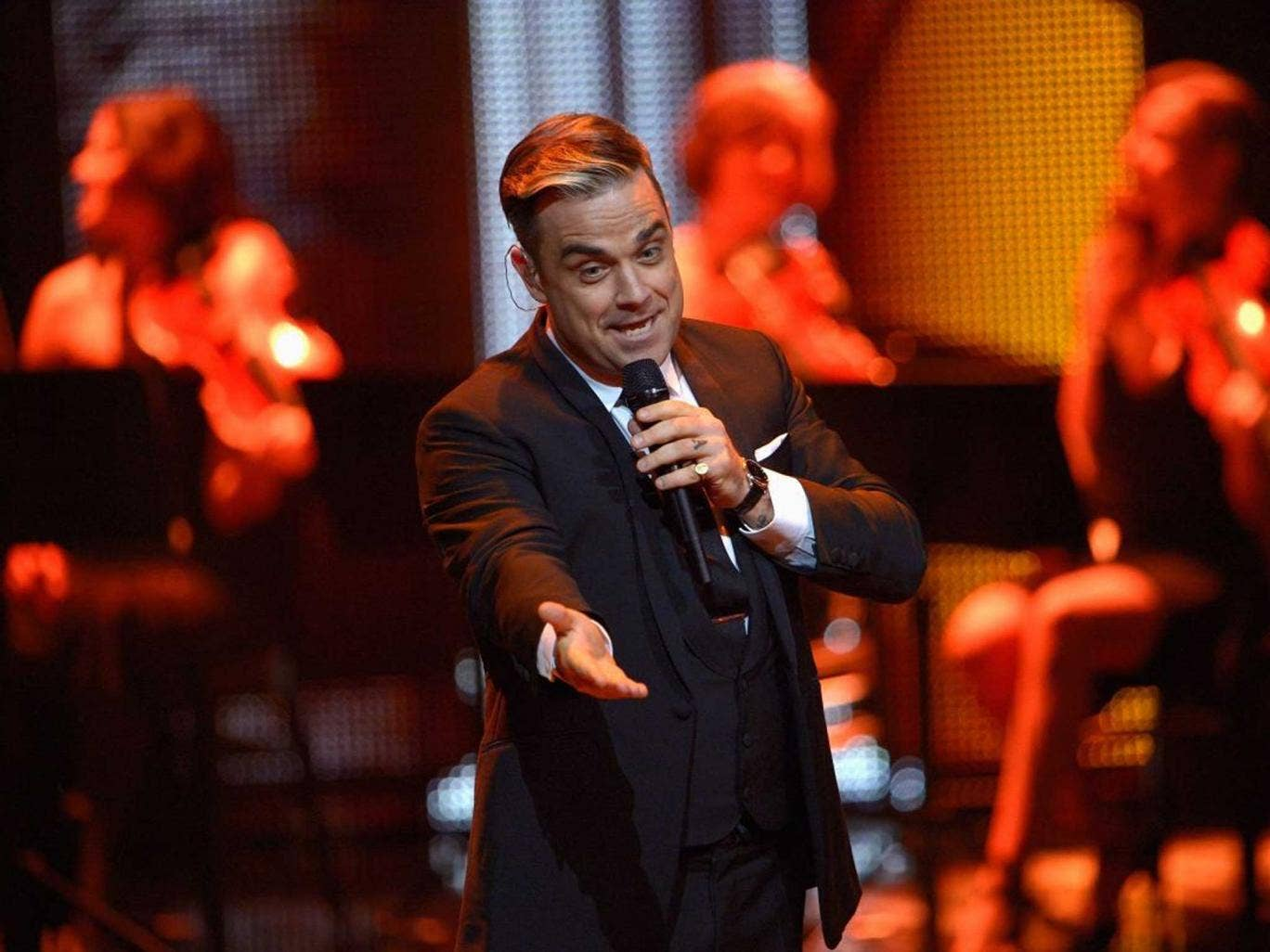 Ed Miliband chose Robbie Williams' famous track 'Angels' as one of his songs for Desert Island Discs