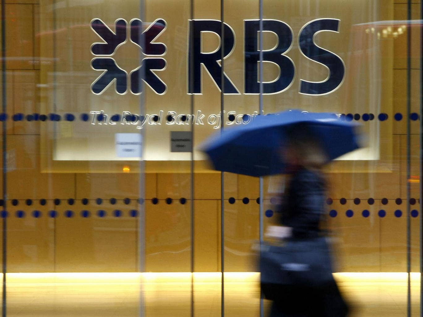 Royal Bank of Scotland is facing an inquiry by banking regulators