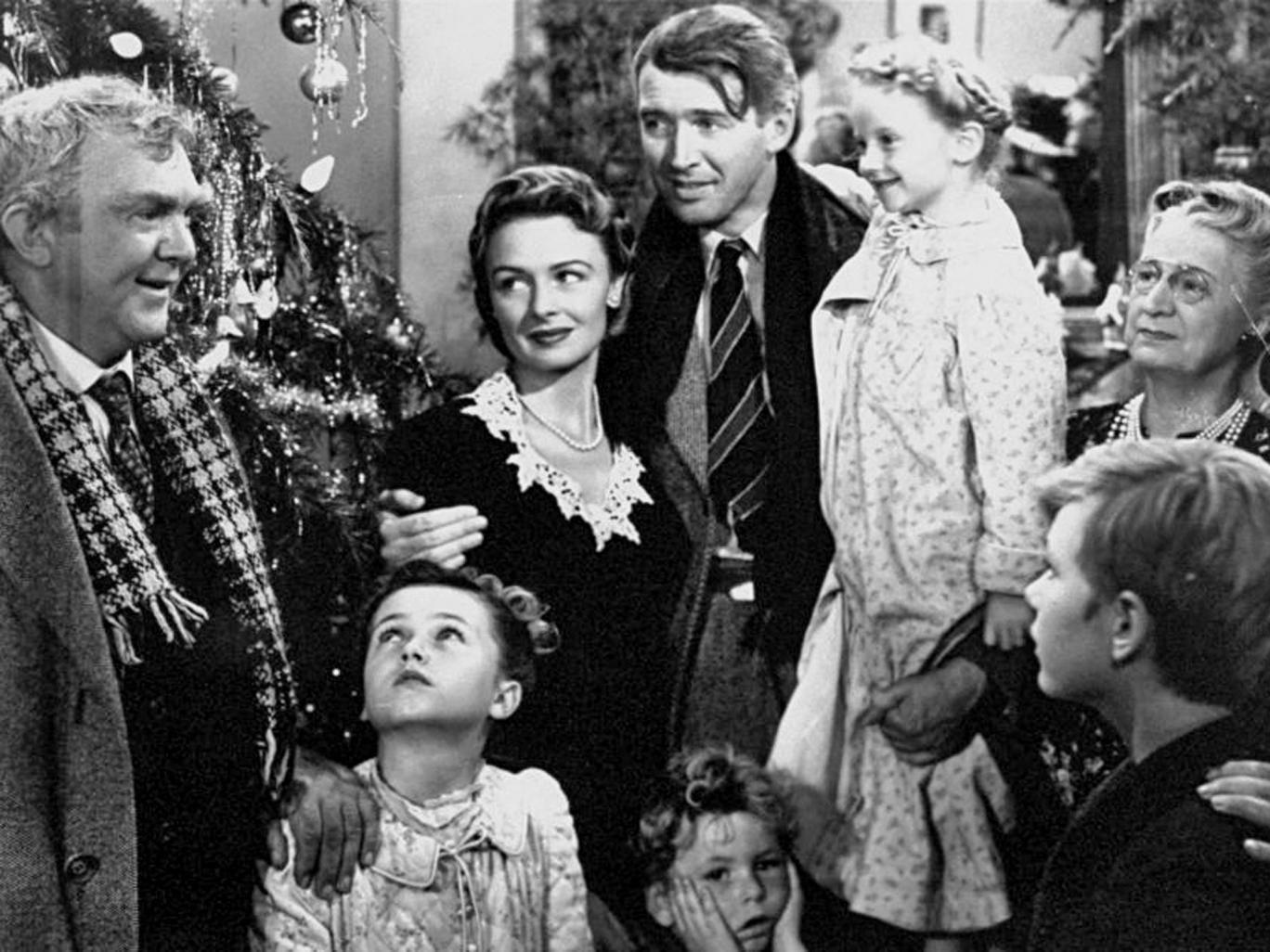 Family values: 'It's a Wonderful Life'