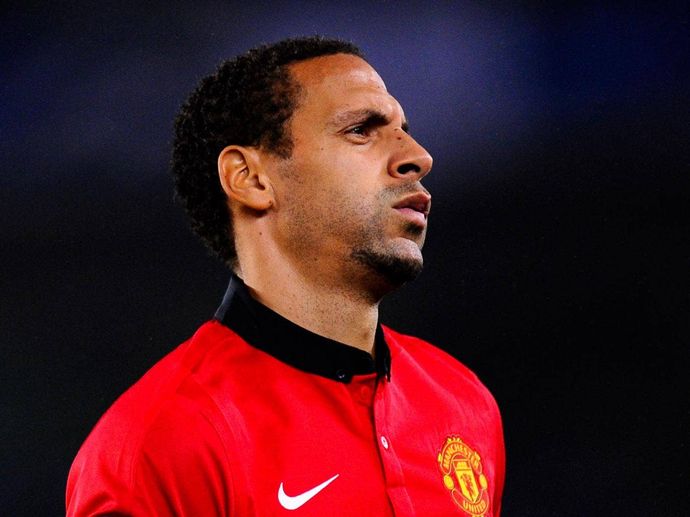 Manchester United defender Rio Ferdinand has claimed that the current Premier League table will count for nothing when May comes around