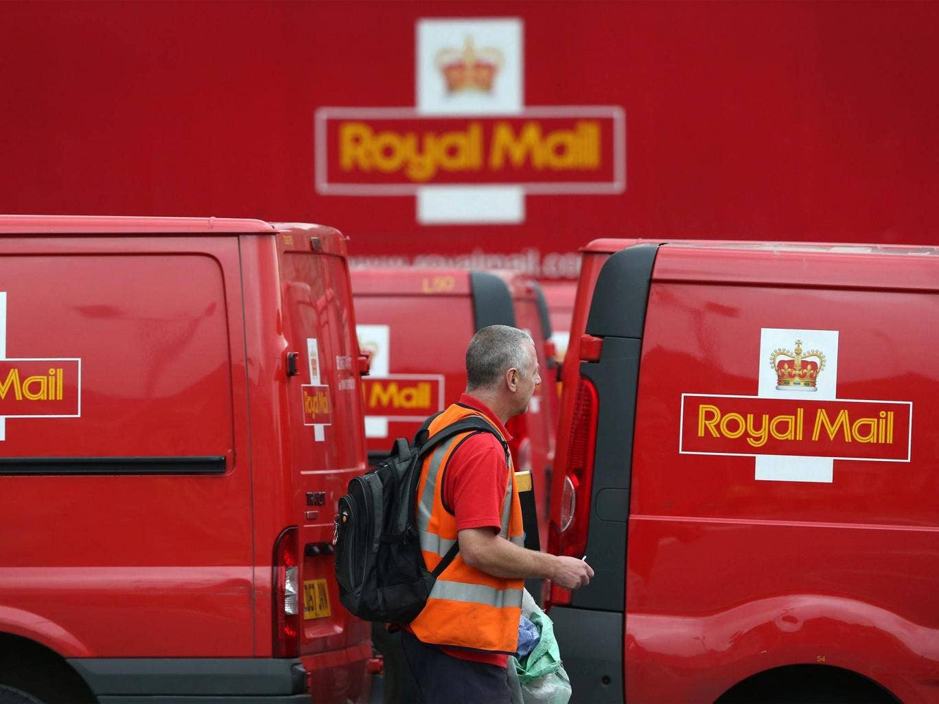 Goldman Sachs priced the Royal Mail at £3.30-a-share when it floated last month