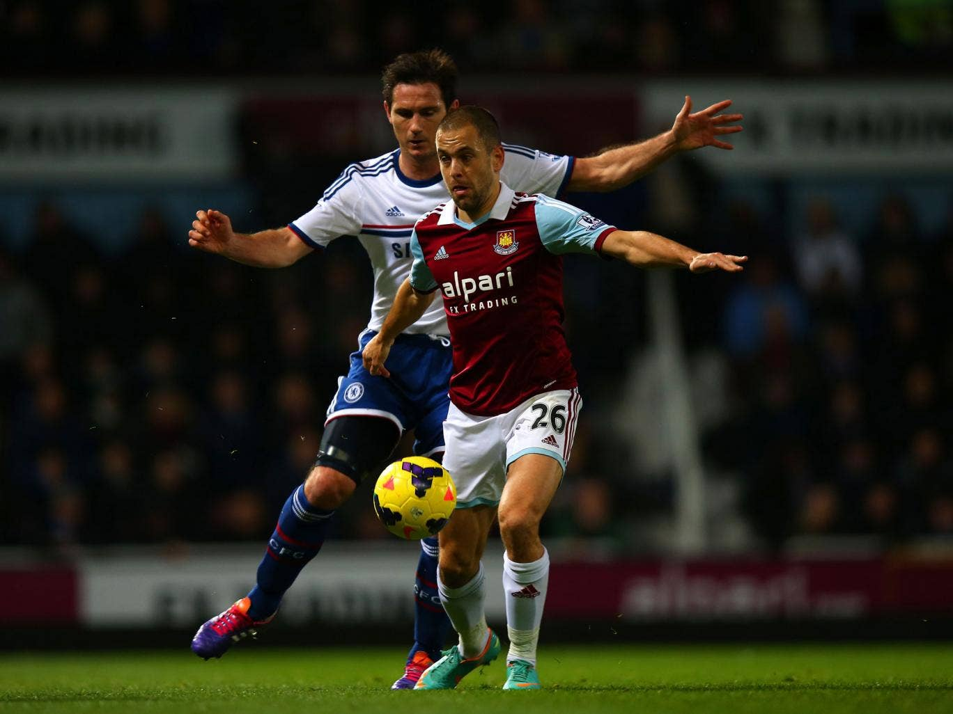 West Ham midfielder Joe Cole could force through a January move away form the club after his early substitution in the defeat to Chelsea