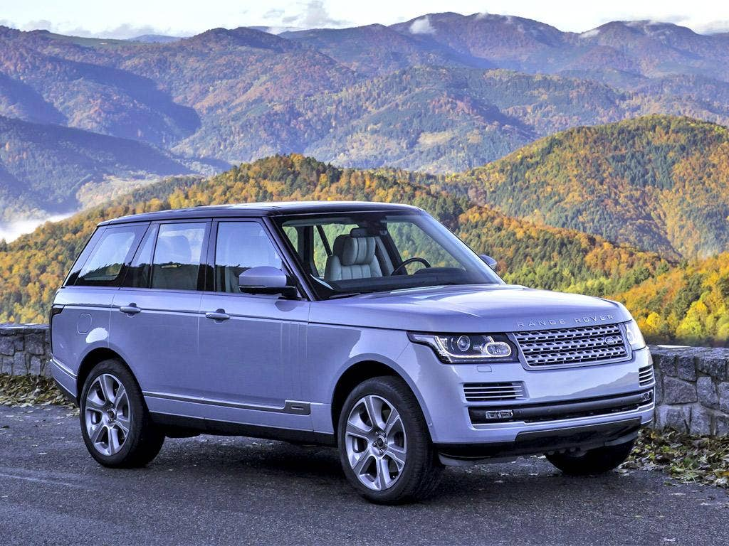 The Hybrid is the greenest Range Rover ever