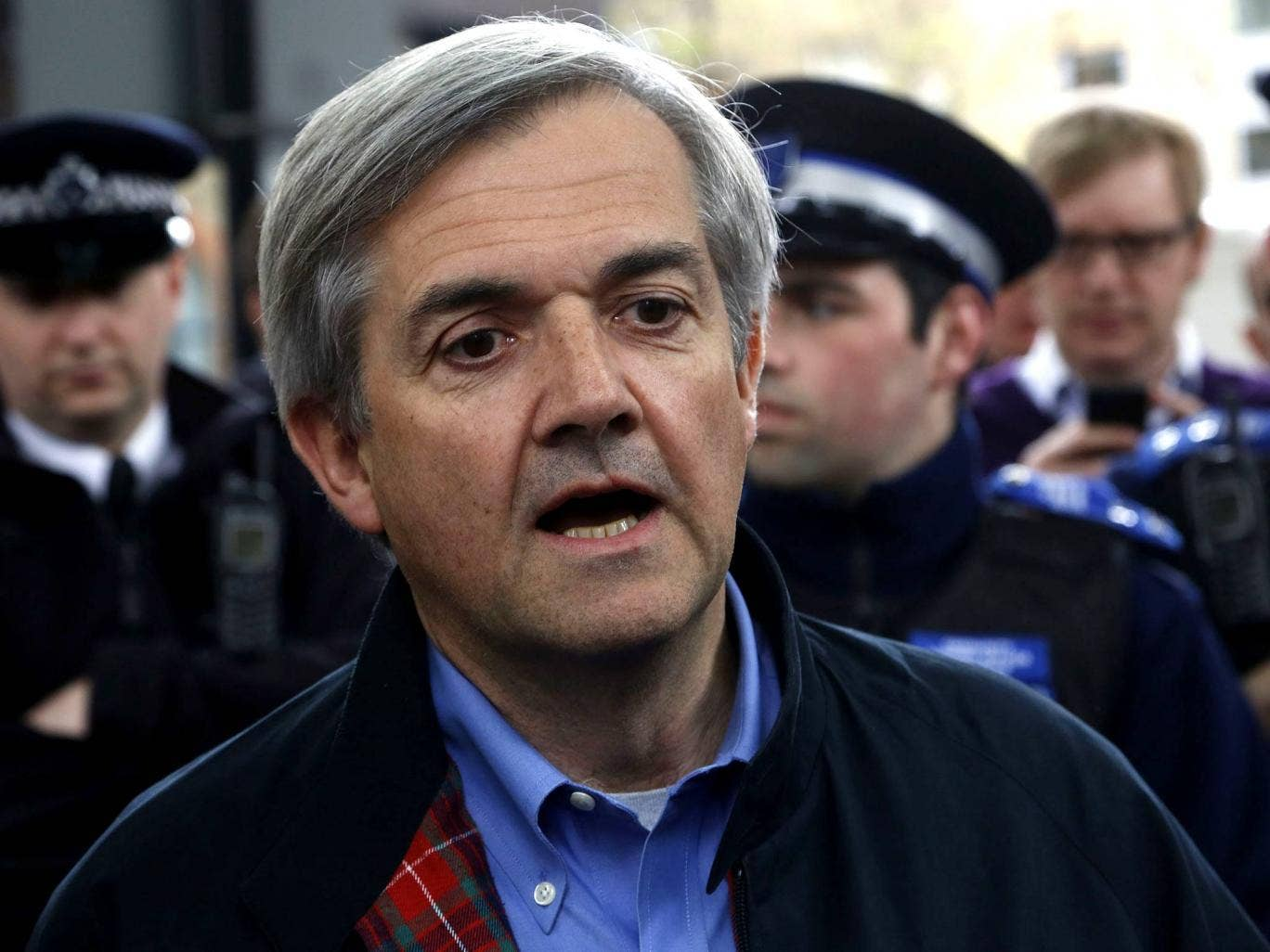 Chris Huhne has said his party, the Liberal Democrats, and Labour could form a 'historic radical coalition'
