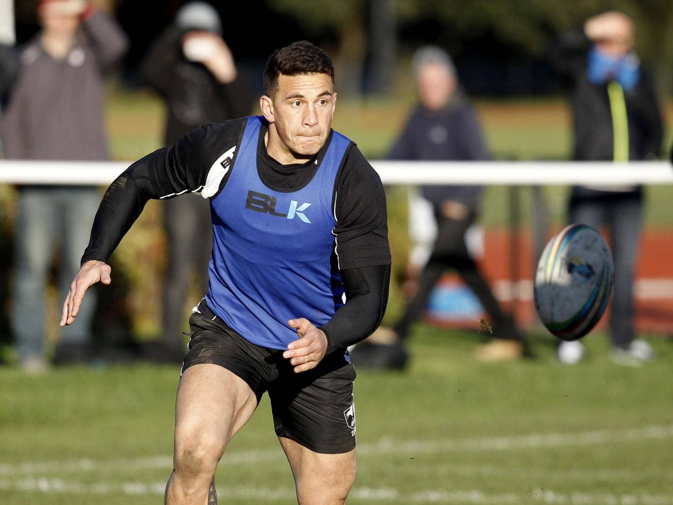 New Zealand's Sonny Bill Williams will pose a huge threat to the Australians in tthes World Cup final at Old Trafford – but can he help them retain their crown?