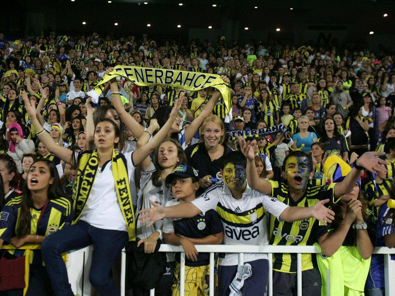 Fenerbahce fans know first-hand the dangers of match-fixing after their team was kicked out of the Champions League this season
