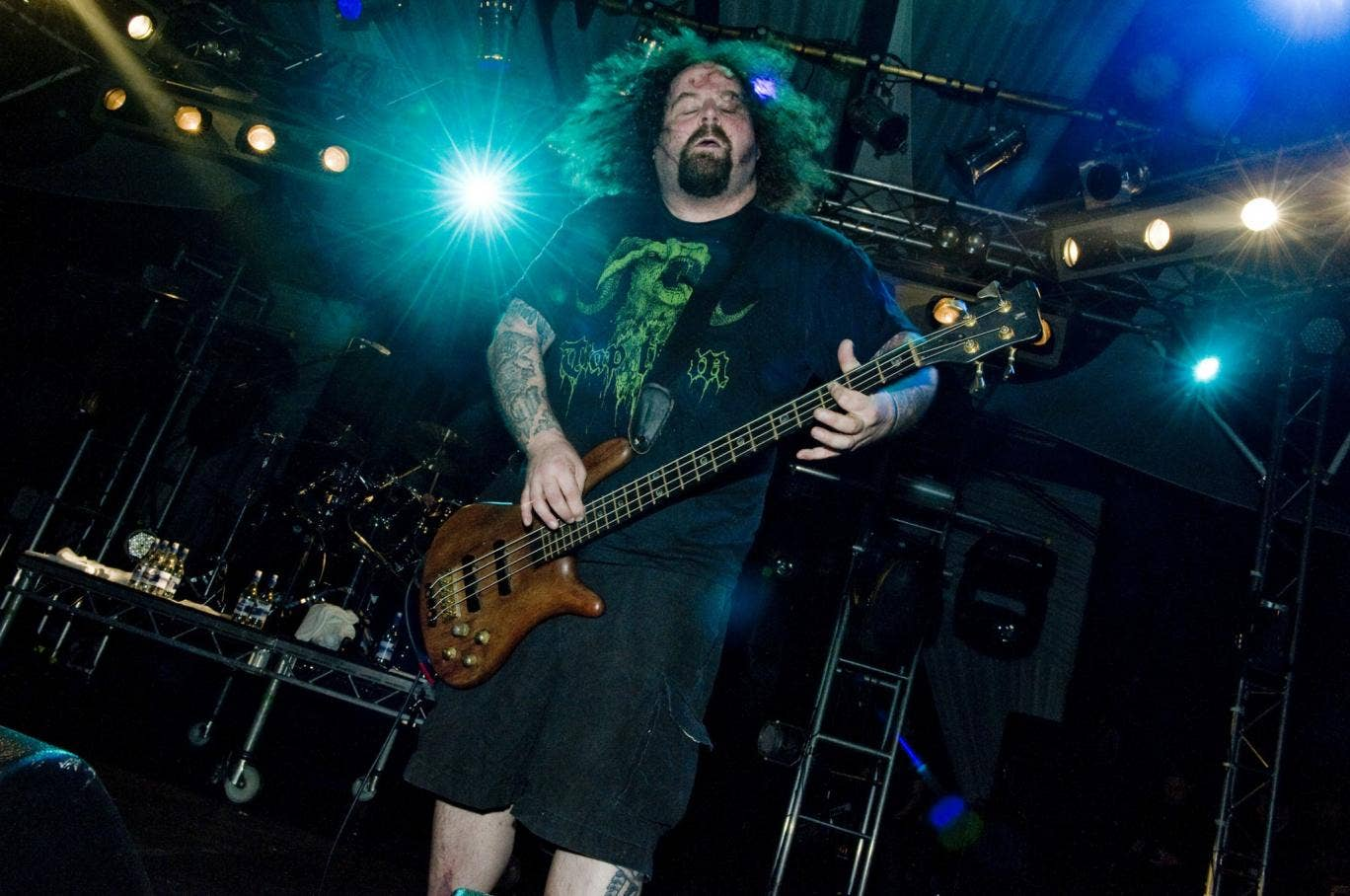 Napalm Death perform at Hammerfest 2010