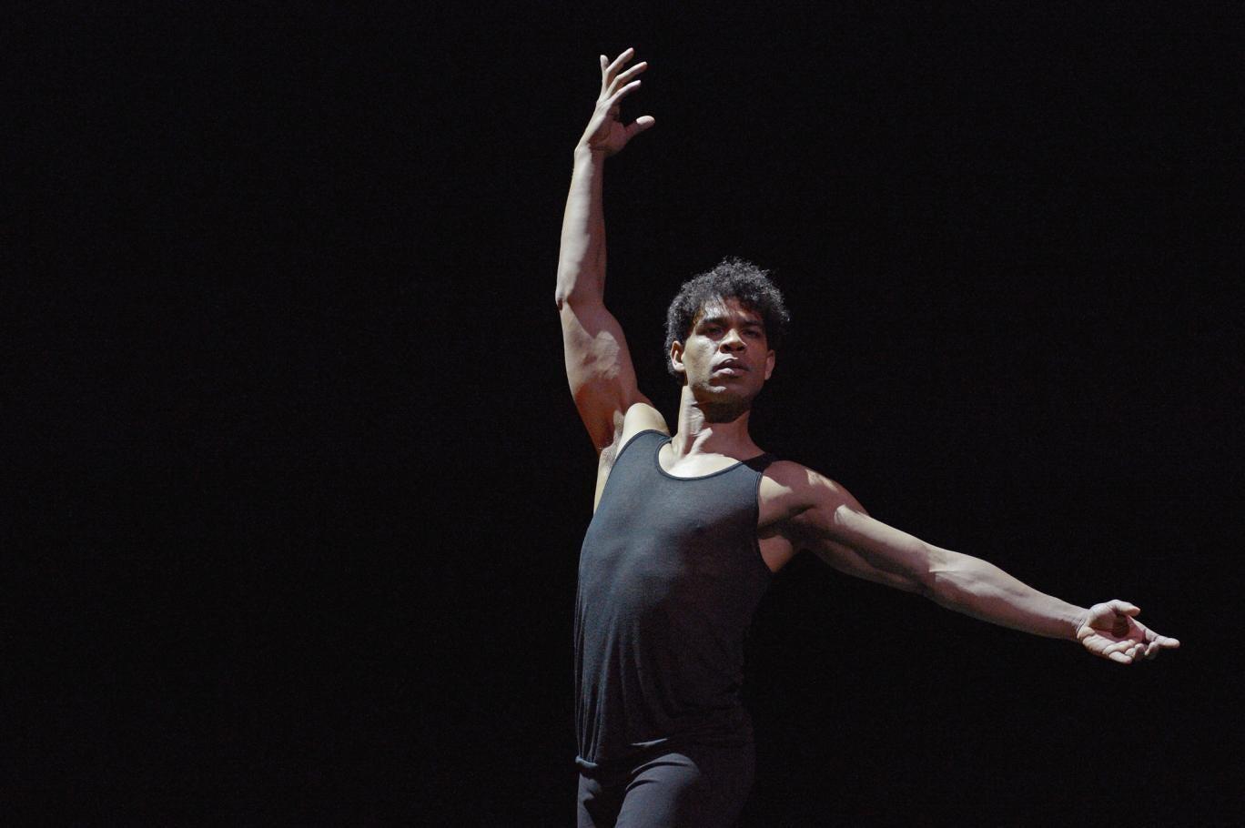 Involving sagas: Superstar dancer-writer-actor Carlos Acosta