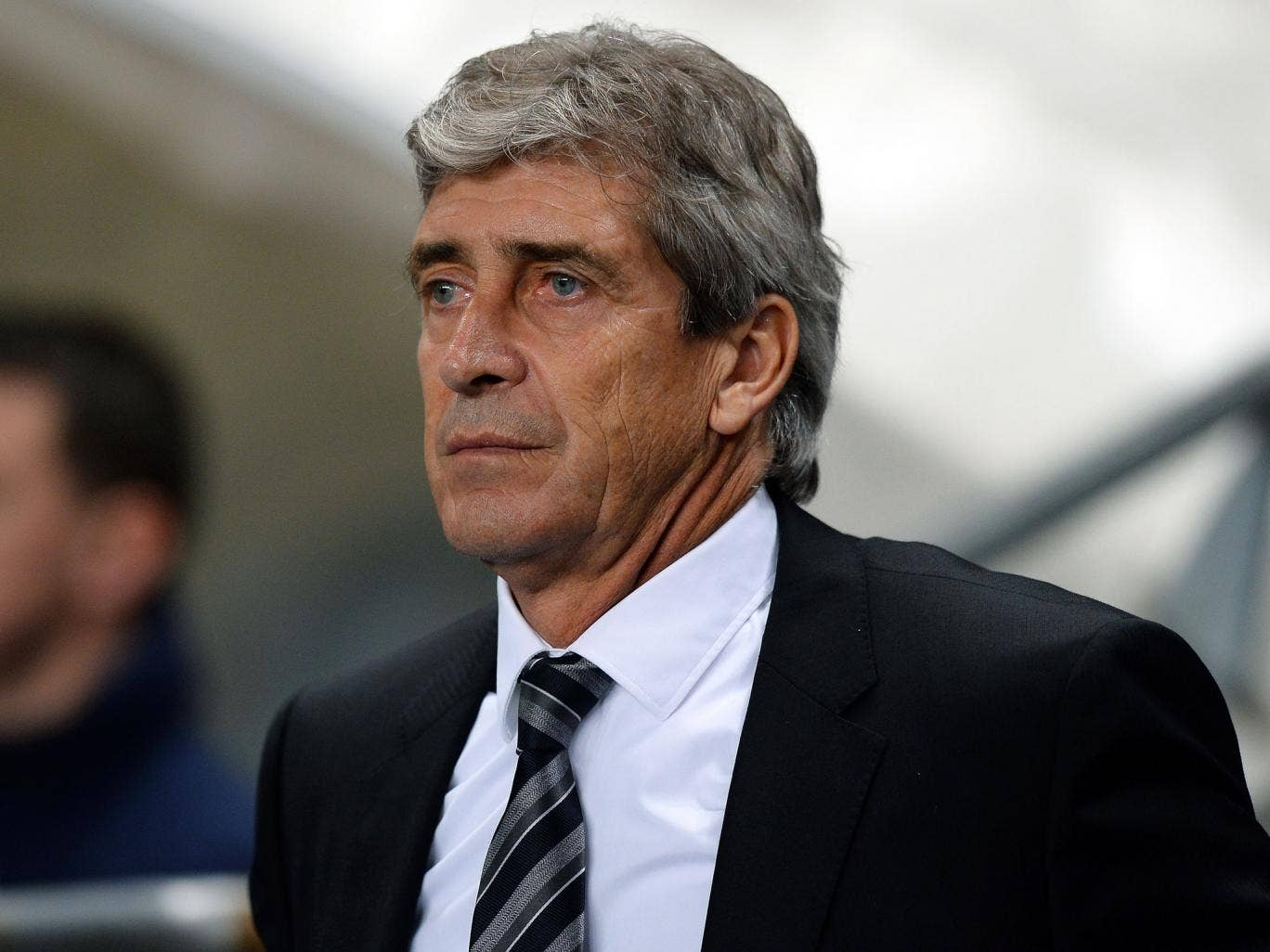 Manuel Pellegrin has said that his Manchester City side are working to address their defensive frailties