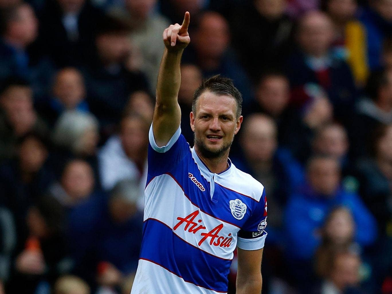 Clint Hill believes QPR have as good a chance as any of staying up