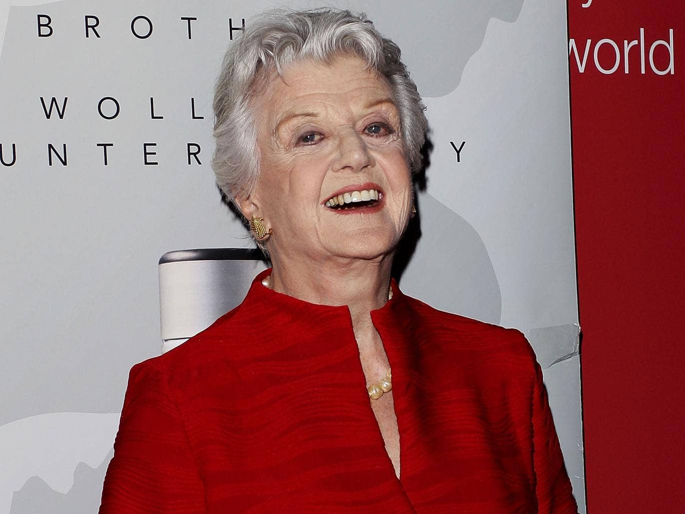 Angela Lansbury, actress