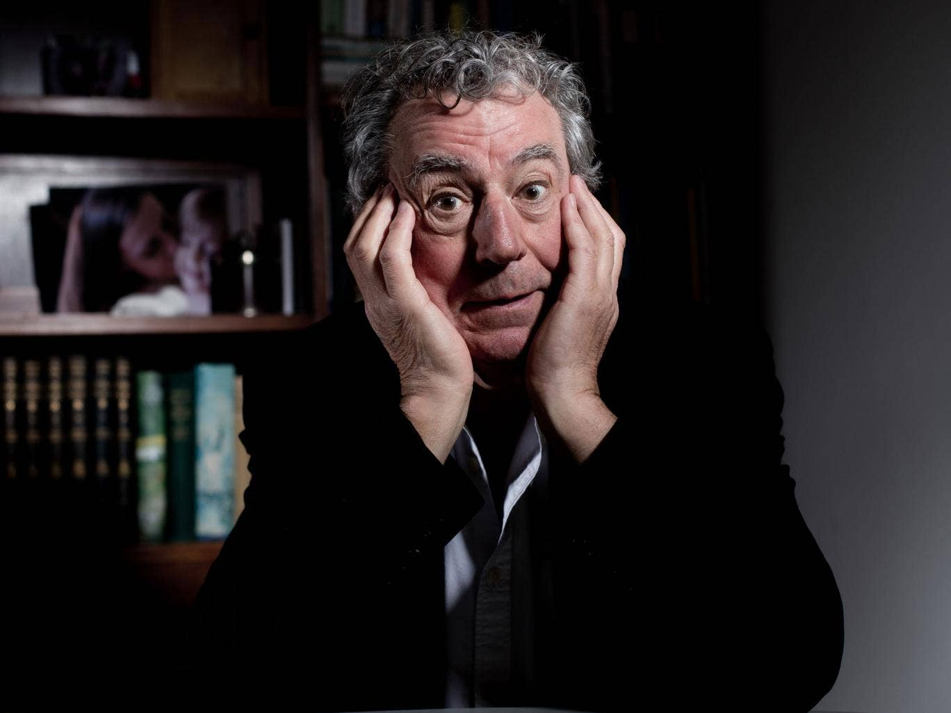 Terry Jones is 'more despairing than cross' about human nature and the state of British politics