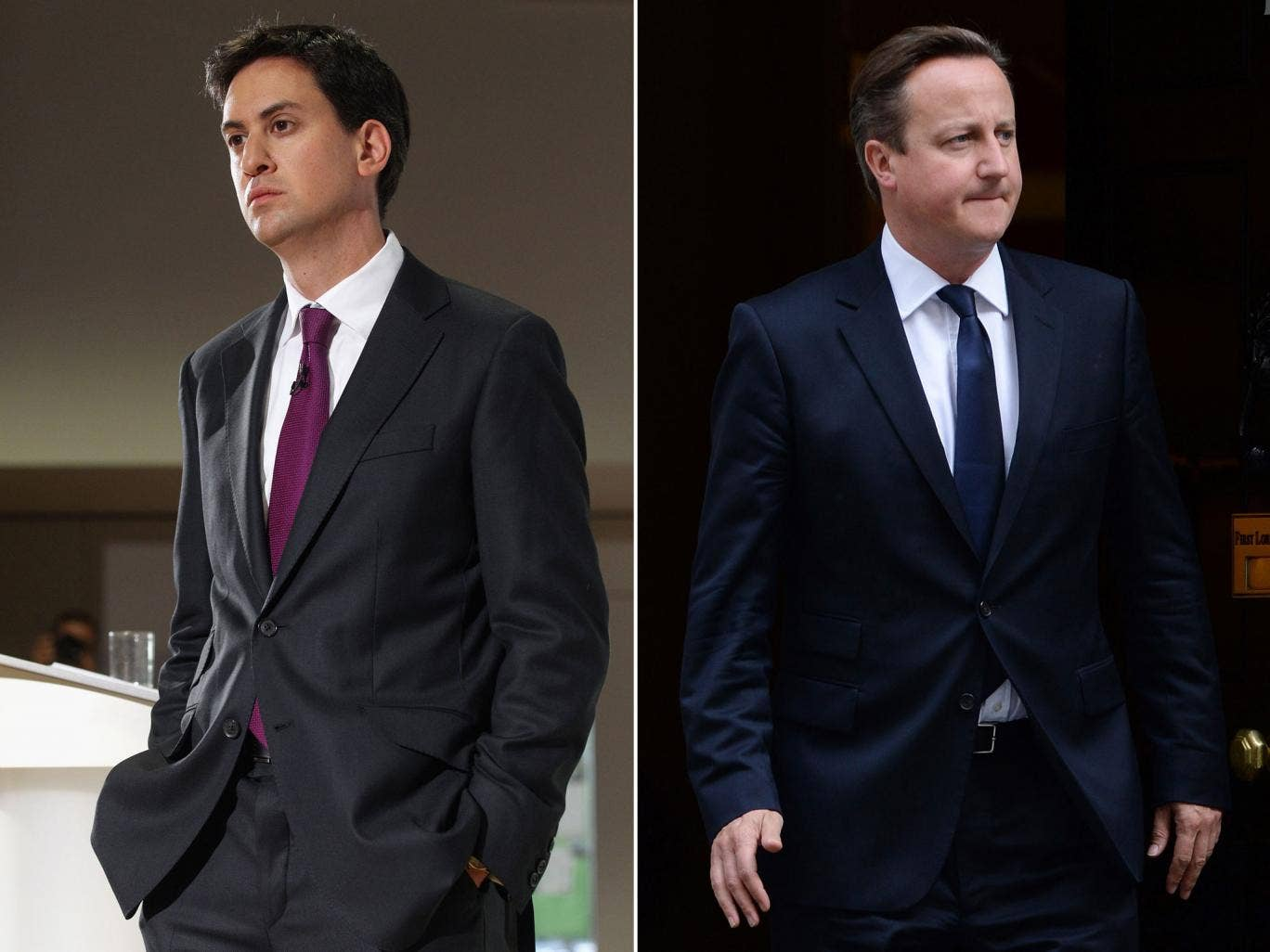 Voters in four key marginals were asked about the two main parties – neither came out well