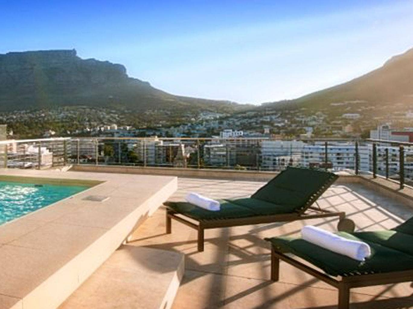 Viewpoint: Pepper Club Hotel, Cape Town