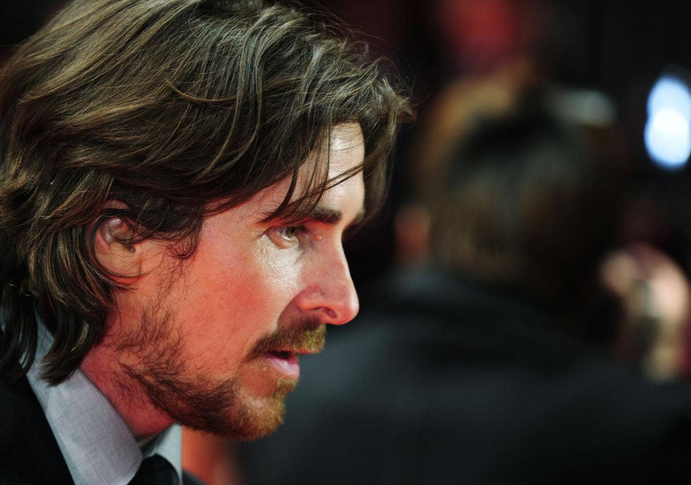 Christian Bale thinks he will be cut from Terrence Malick's untitled new film after shooting for few days than planned
