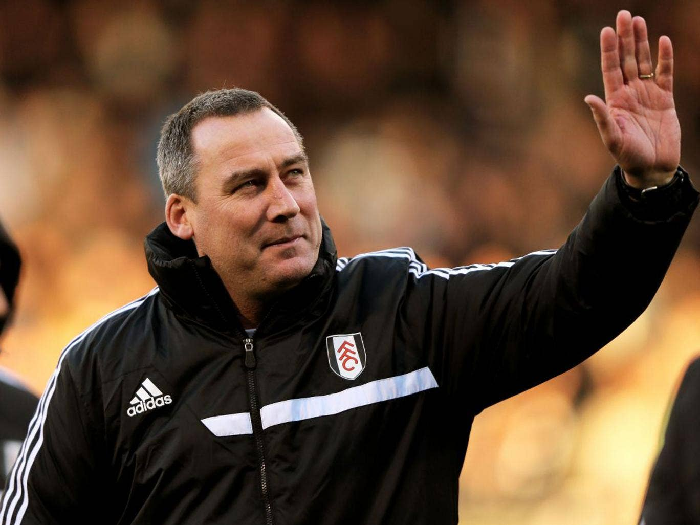 Rene Meulensteen will take charge of his first Fulham match against Tottenham