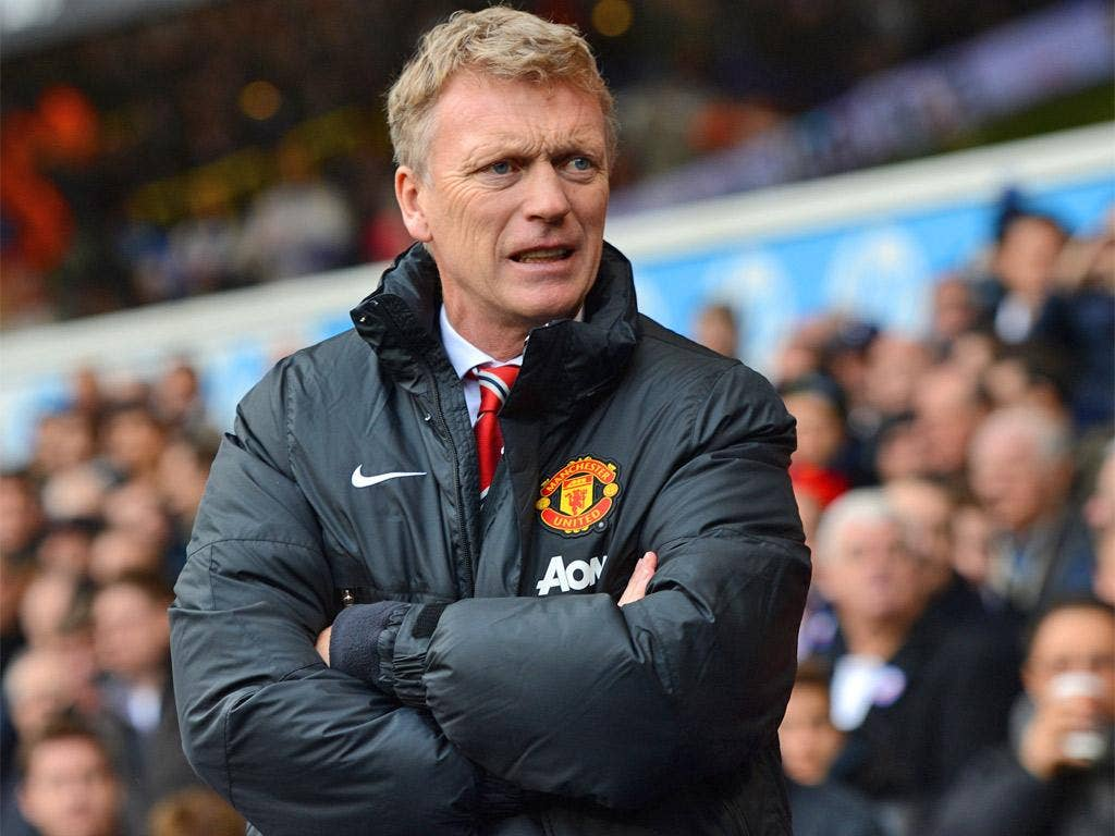 David Moyes declared he was indifferent about facing Everton – just bothered by the result