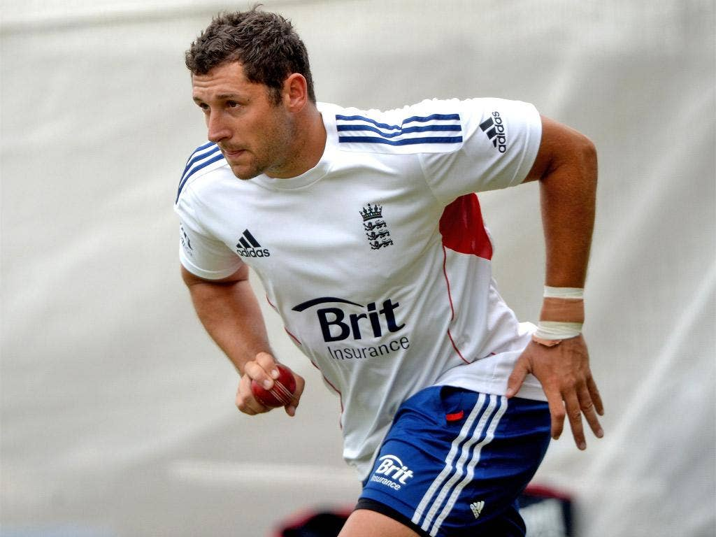 Tim Bresnan scored a half-century and took four first-innings wickets last week